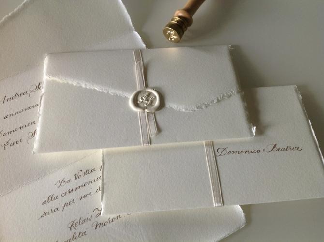 Partecipazioni Matrimonio Carta Amalfi.La Carta Di Amalfi Partecipazioni Di Nozze